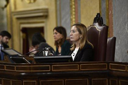 La presidenta del Congreso de los Diputados español encabeza la delegación en la toma de posesión de Jair Bolsonaro