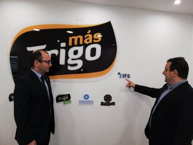 Visita a las nuevas instalaciones de Mastrigo en Abanilla.