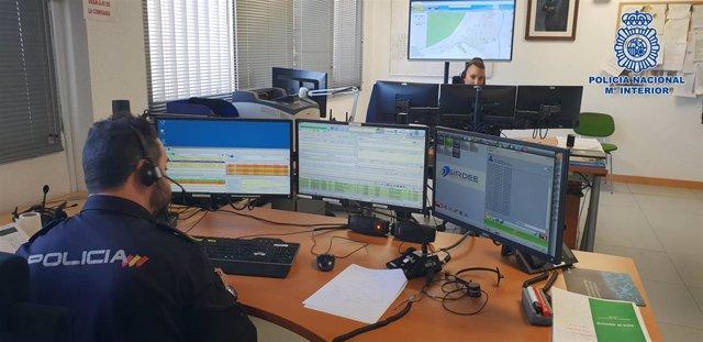 Policía Nacional de Almería