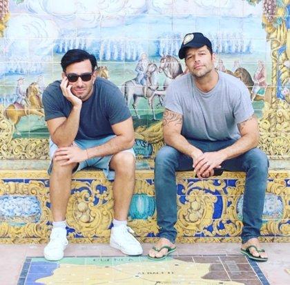 Ricky Martin y Jwan Yosef se convierten en padres de una niña