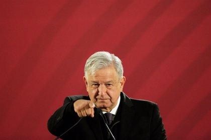 """López Obrador asegura en su primer mensaje del año que tiene """"motivos para ser optimista"""" y que """"nos irá bien a todos"""""""
