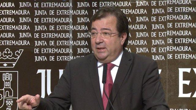 Imagen de archivo de Fernández Vara