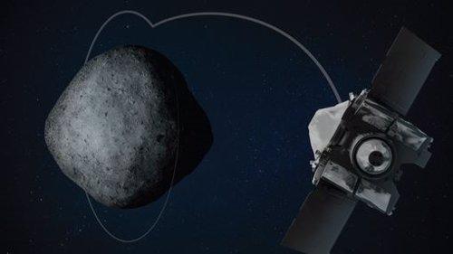 OSIRIS-REx entra en la órbita de Bennu