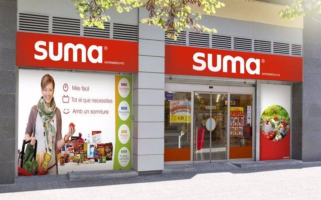 Supermercat Suma (GM Food)
