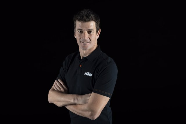Marc Coma, nou director general de KTM
