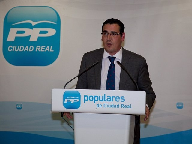 Manuel Borja, alcalde de Membrilla