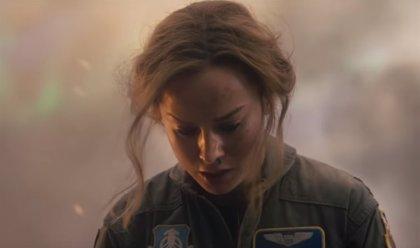 """Capitana Marvel busca """"la llave"""" de su pasado en el nuevo adelanto"""