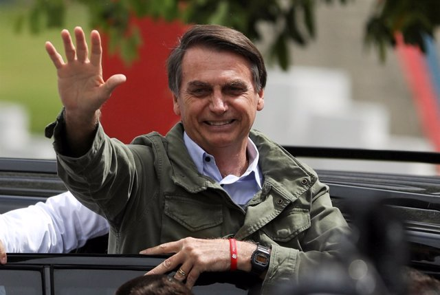 El presidente electo de Brasil, Jair Bolsonaro