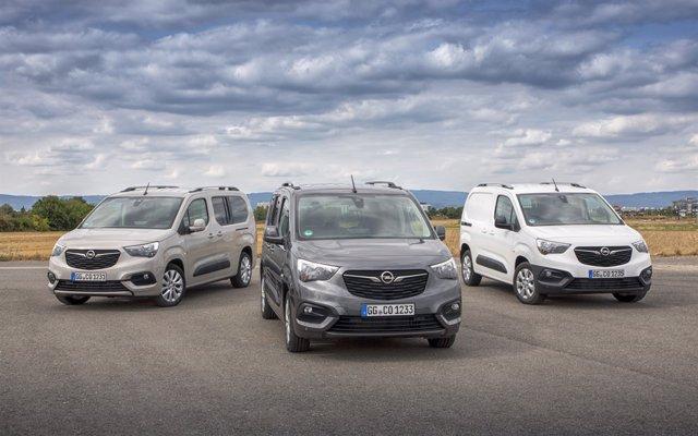 Opel Combo Life y el furgón Combo Cargo