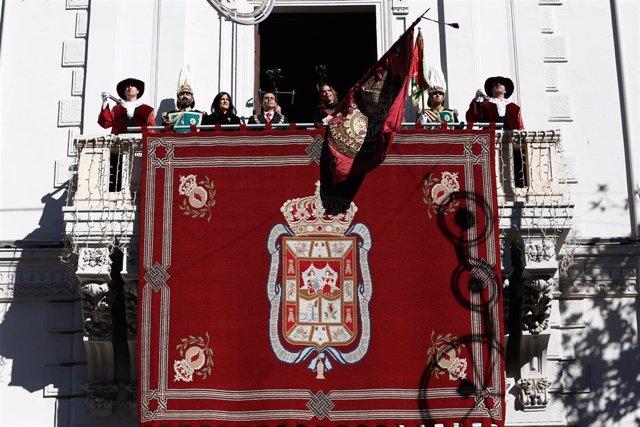 Acto conmemorativo de la Toma de Granada