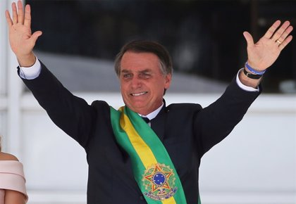 Bolsonaro devuelve los elogios a Duque y Macri tras su toma de posesión como nuevo presidente de Brasil