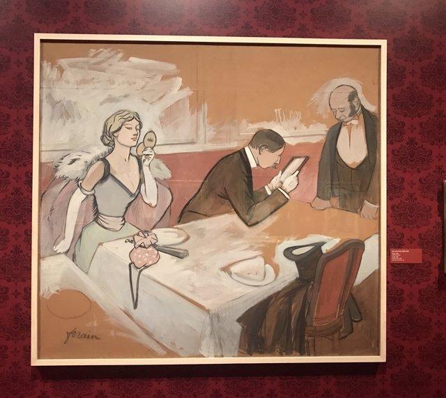 Exposició ?Toulouse-Lautrec i l'esperit de Montmartre?