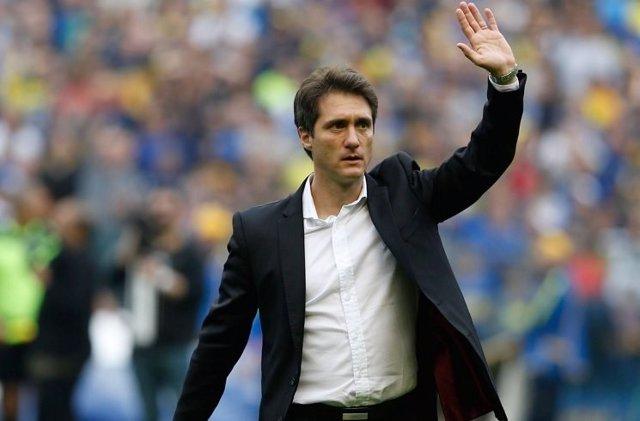 El argentino Guillermo Barros Schelotto, nuevo entrenador de LA Galaxy
