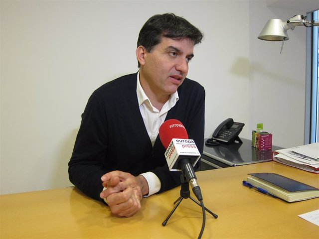 El líder de ERC en el Parlament, Sergi Sabri.