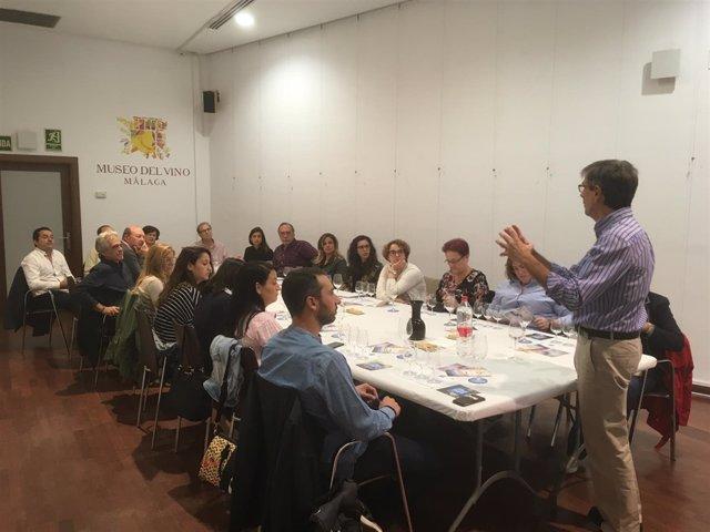 Curso de Sabor a Málaga y la UMA