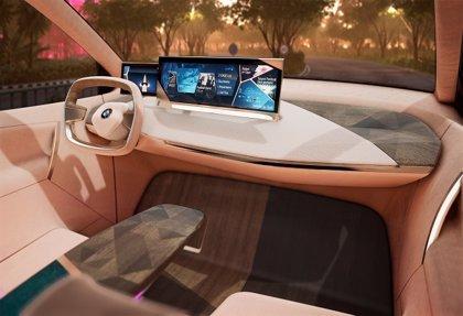 BMW ofrecerá viajes virtuales en el Visión iNEXT en el CES de Las Vegas