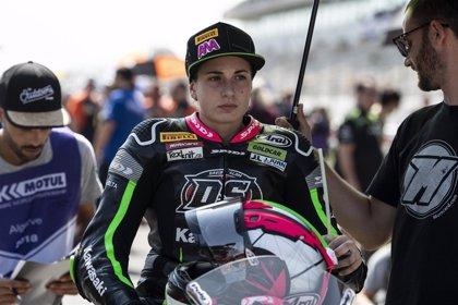 Ana Carrasco competirá en 2019 con una estructura específica desarrollada por Provec y Kawasaki