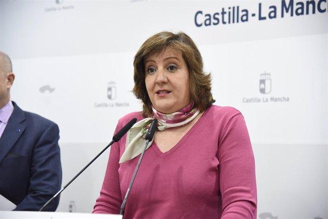 Patricia Franco, consejera empleo