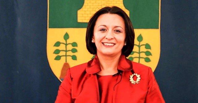 Alcaldesa de Cantoria (Almería), Purificación Sánchez (PSOE)