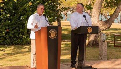 El aumento de la producción de cocaína en Colombia preocupa a Estados Unidos