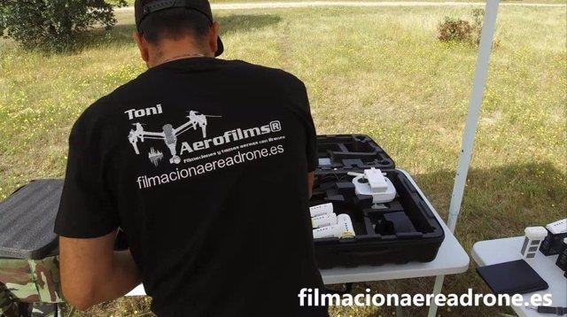 Aerofilms Madrid