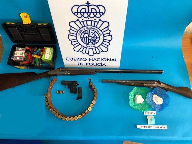 """[Grupoalmeria] Nota De Prensa Y Fotografías: """"La Policía Nacional Desarticula Un"""