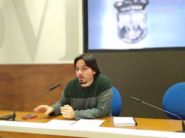 El concejal de Urbanismo de Oviedo, Ignacio Fernández del Páramo
