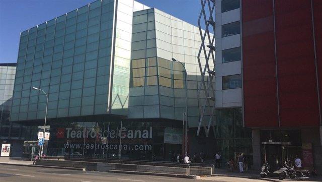 Teatros del Canal de la Comunidad de Madrid
