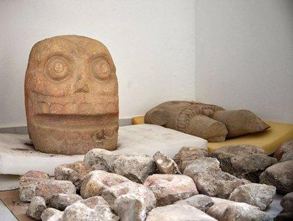 Encuentran en México el primer templo dedicado al dios Xipe Tótec