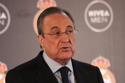 "Florentino Pérez: ""Somos la mayor leyenda del fútbol"""