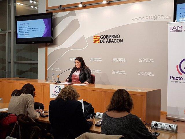 El IAM elabora un estudio pionero en España en violencia género mayore 65 años