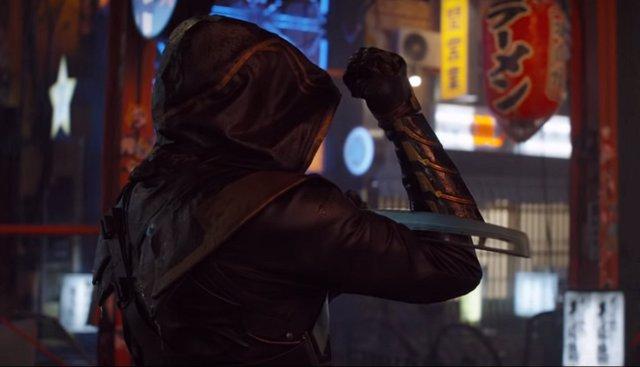 Ronin en Vengadores: Endgame