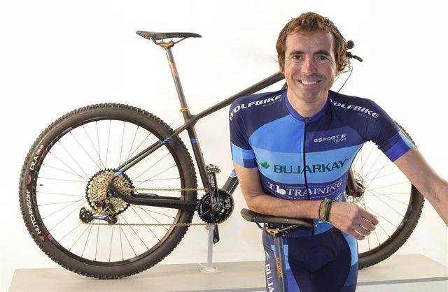 Manuel 'Triki' Beltrán, corredor de ciclismo