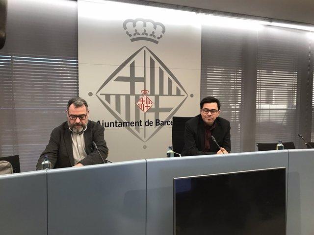 Màrius Boada i Gerardo Pisarello