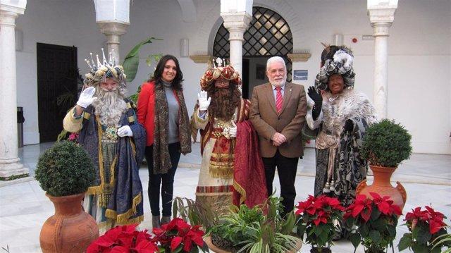 Presentación de la Cabalgata de Reyes Magos 2019