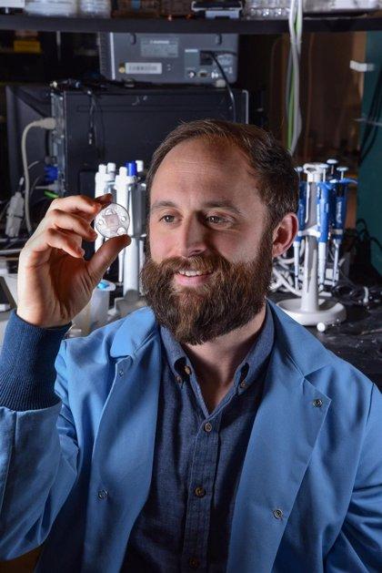 Nuevas microagujas pueden extaer mucho líquido intersticial, clave para diagnosticar enfermedades graves