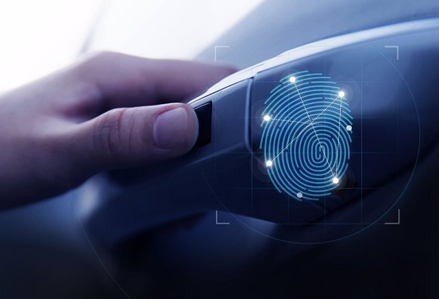 Tecnología de huella dactilar de Hyundai
