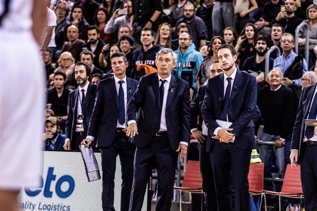 Basket: Liga Endesa - FC Barcelona Lassa v Real Madrid