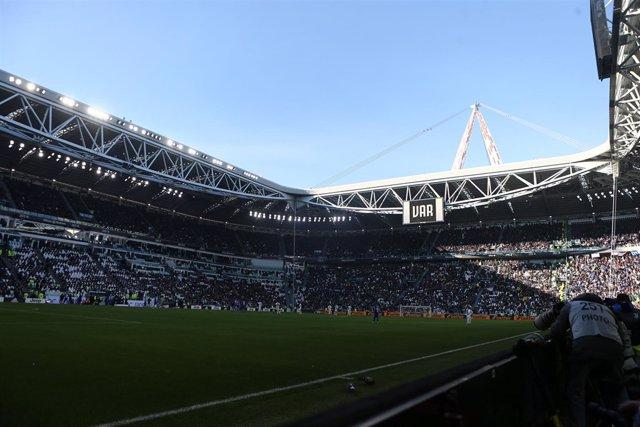 FOOTBALL - ITALIAN CHAMP - JUVENTUS v SAMPDORIA