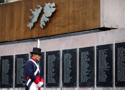 El Gobierno argentino reafirma su soberanía sobre las Malvinas 186 años después de la ocupación británica