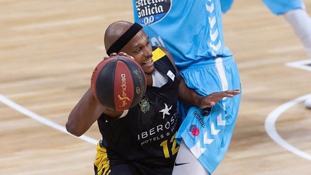 Thad McFadden, jugador del Iberostar Tenerife