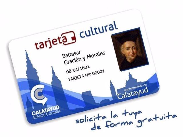 La tarjeta cultural de Calatayud ofrece acceso a numerosos servicios y ventajas