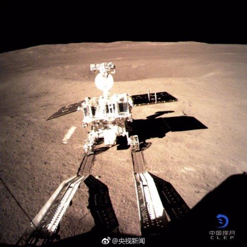 El rover Yutu 2