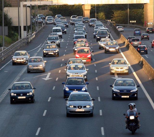 Tráfico en Sevilla