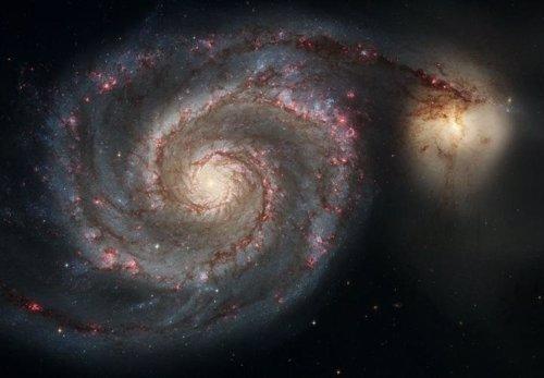Fusión galáctica