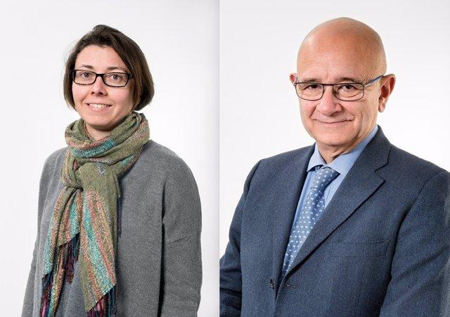 Los doctores Viña y Gómez