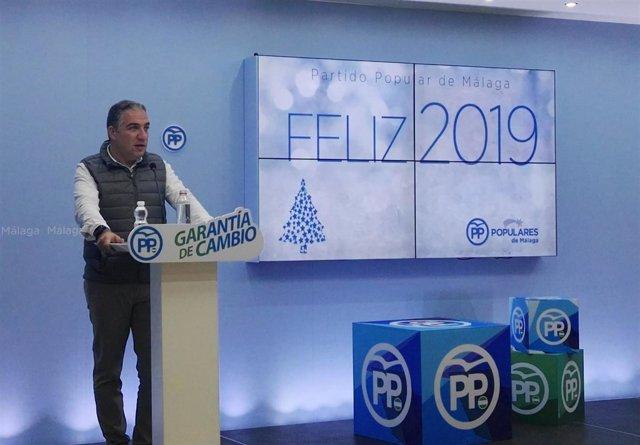 Elías Bendodo (PP-A)