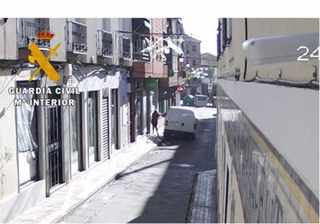 Robo con violencia en Illescas