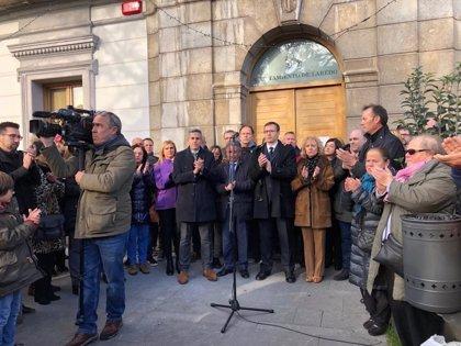 El asesino confeso de la joven dominicana apuñalada en Laredo (España) pasará hoy a disposición judicial