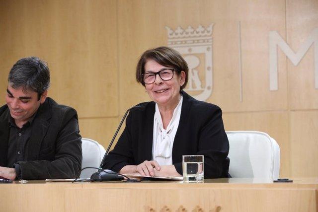 La delegada de Medio Ambiente y Movilidad, Inés Sabanés
